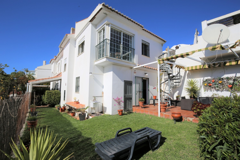 Terraced house in Torre del Mar